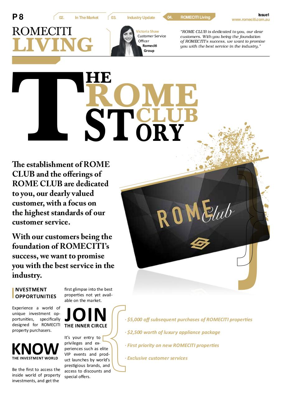 Document preview Issue 1-May 2016-RomeClub-Web.pdf - page 5/5