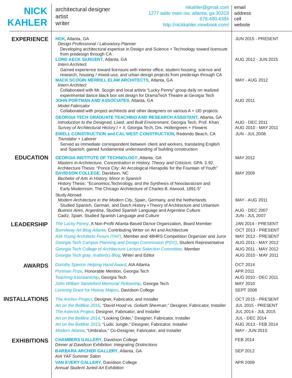 Document preview Kahler_Resume2015.pdf - page 1/1