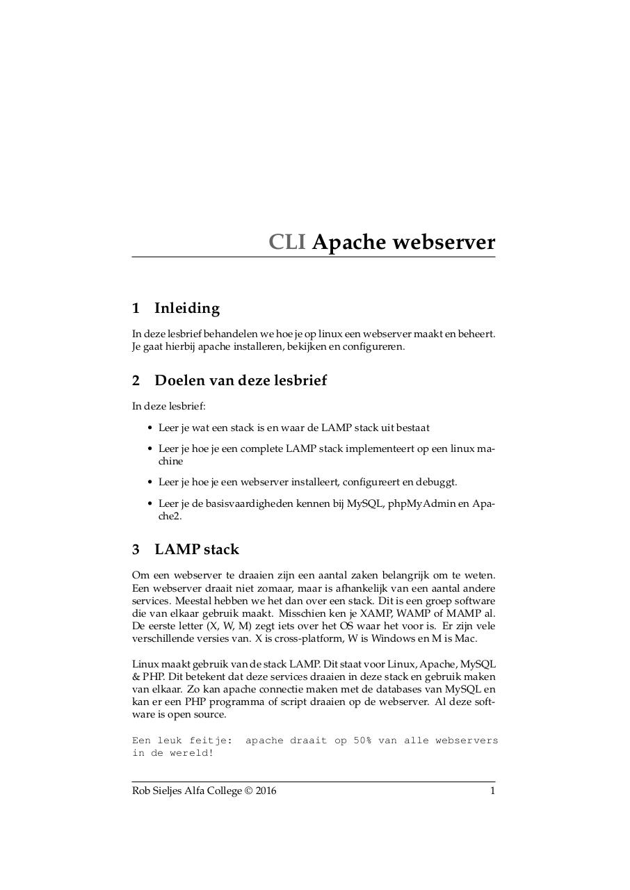 Document preview lesbriefCLI-deel9.pdf - page 1/5