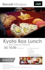 kyoto box lunch