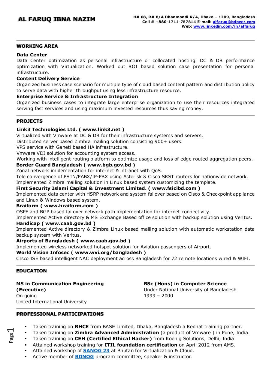 Document preview CV.pdf - page 1/3