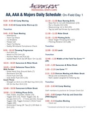 PDF Document 2016 aa aaa majors schedule day 1