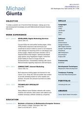 mg resume