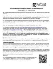 information sheet elder2