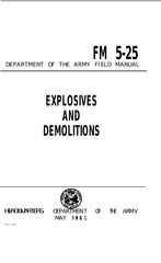 fm 5 25 explosives and demolitions