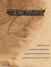 PDF Document the grim dawn manual v8