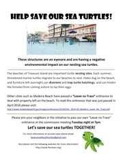 PDF Document help save our sea turtles color docx