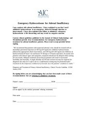 PDF Document emergency hydrocortisone in adrenal insufficiency