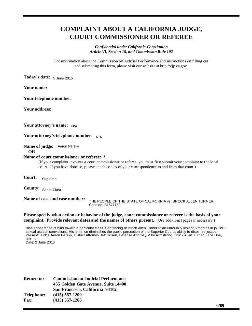 Document preview PerskyComplaint.pdf - page 1/1