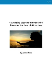 4 amazing ways to harness the power of the law of attraction