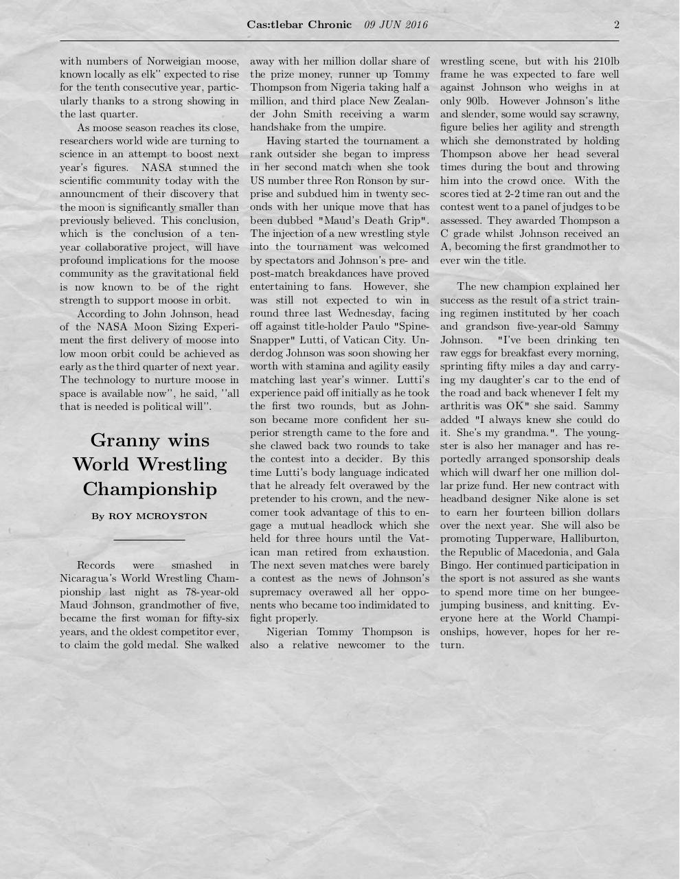 Document preview newspaper.pdf - page 2/2