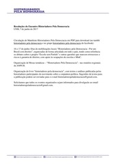 resolucoes encontro brasilia 1