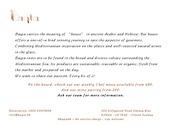 menu bayta a la carte june v2