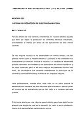 constantino buforn patent 1914 num 57955