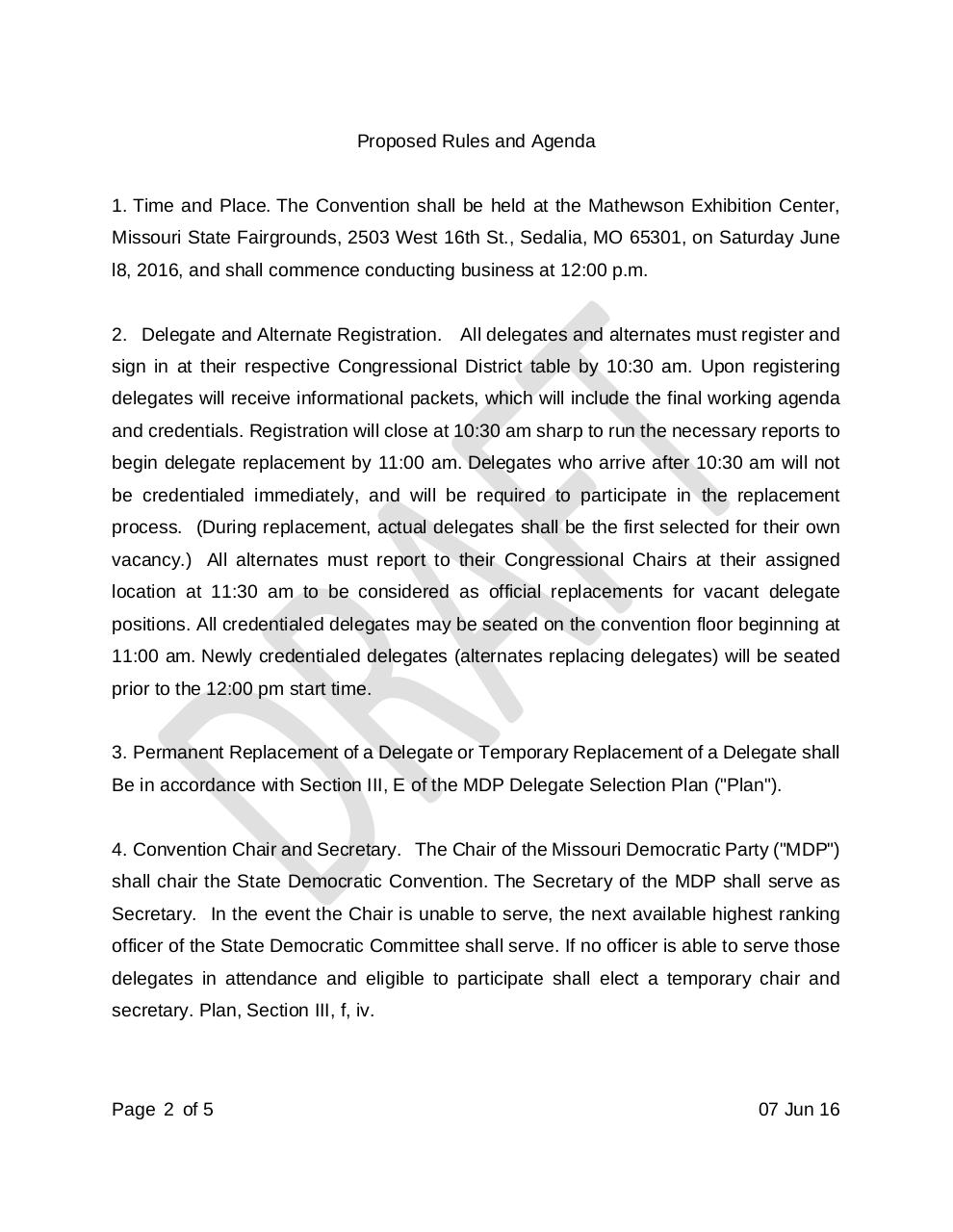Document preview Draft Rules of MDP 2016 State Convention.pdf - page 2/5