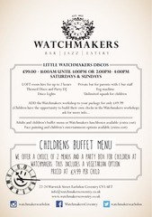little watchmakers flyer and info