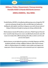 PDF Document bomb jammer b56 www jammerspro com