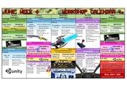PDF Document june week 4 workshop calendar v1 0