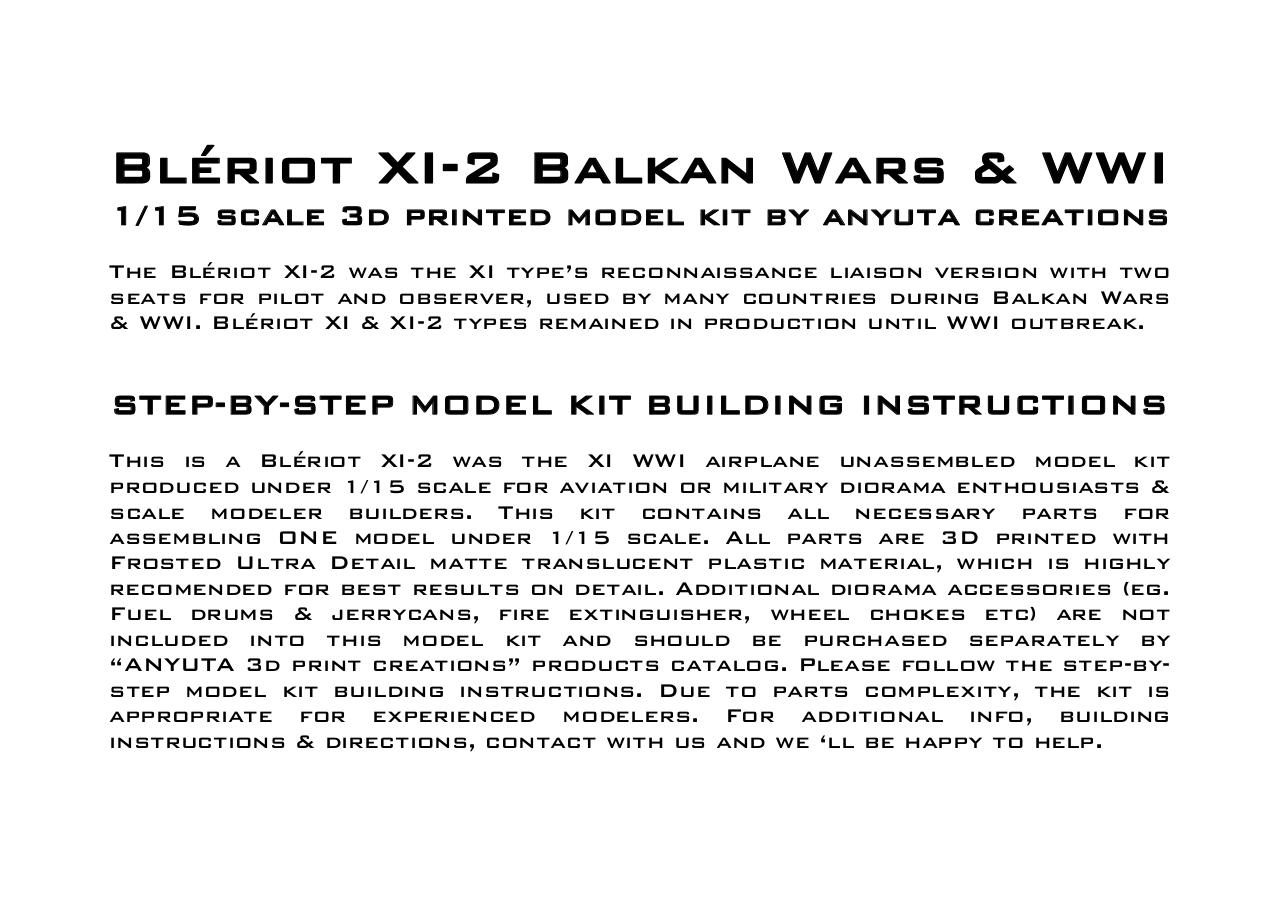 1-15 Bleriot XI-2 cutaway instructions.pdf - page 3/90