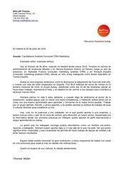 PDF Document carta de presentacion thomas m ller para aubay grupo