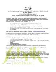 PDF Document open call pop up dt 1