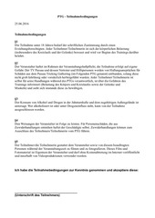 PDF Document einverst ndniserkl rung