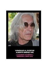 homenaje al escritor alberto jimEnez ure
