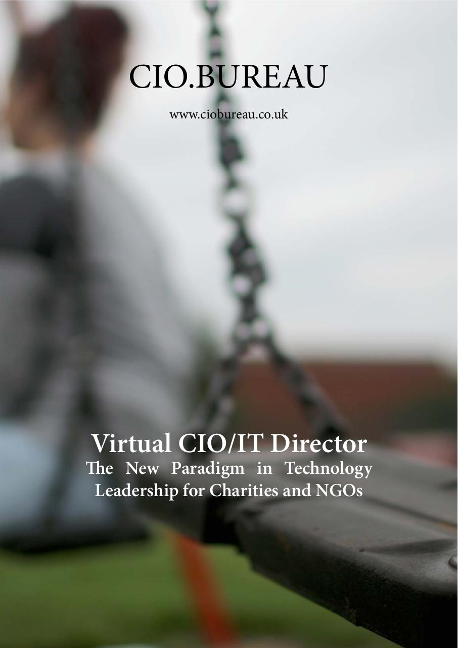 CIOBureau - The Virtual IT Director for Charities and NGOs.pdf - page 1/6