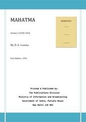 mahatma vol3