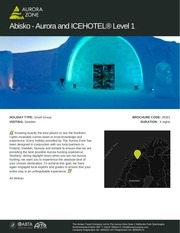 abisko and the icehotel northern lights tours