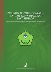 keputusan kwarnas gerakan pramuka no 154 a tahun 2011