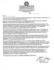 PDF Document parkchester renatl application