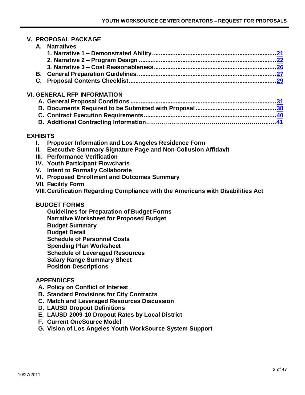 LosAngeles_YouthWorkSourceCenterOperators_RFP_Oct2011.pdf - page 3/47