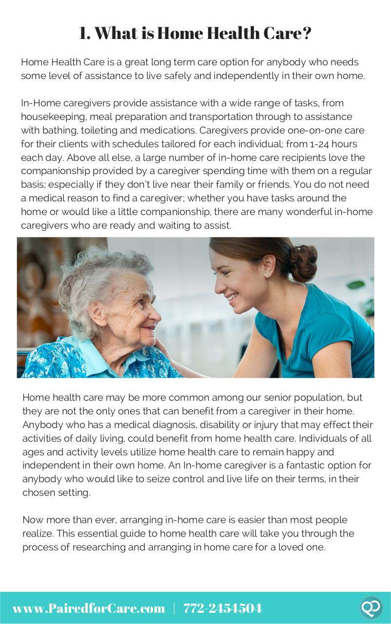 The Complete Guide to Arranging Home Health Care.pdf - page 3/15