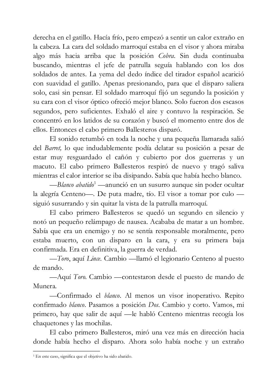 Document preview Posición Lince.pdf - page 3/4