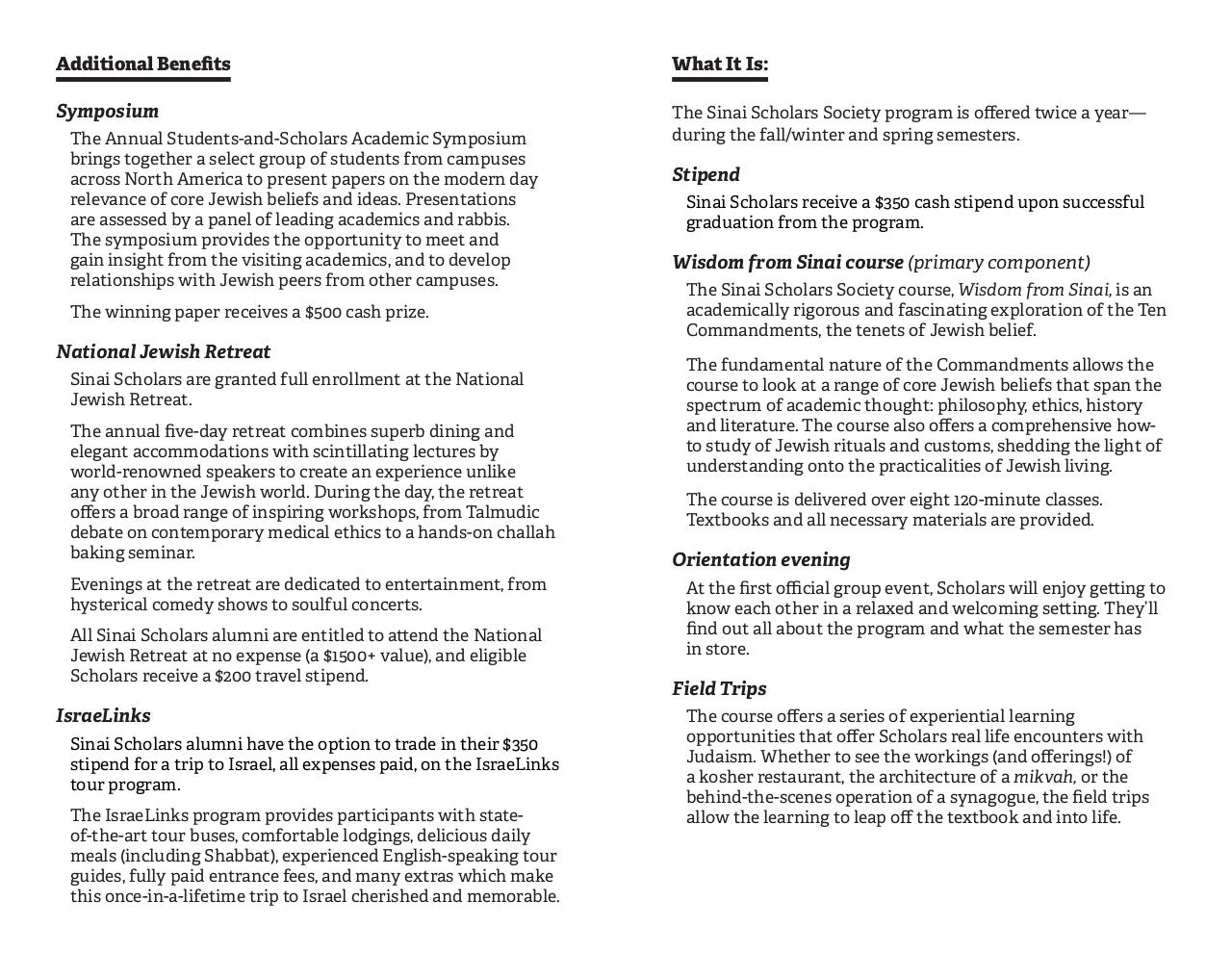 Sinai Scholars Student Guide.pdf - page 3/4