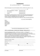 PDF Document aufnahmeantrag reitverein incl sepa