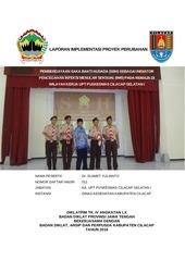 laporan implementasi proyek perubahan dr slamet yulianto
