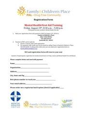 mhfa registration 08 19 2016