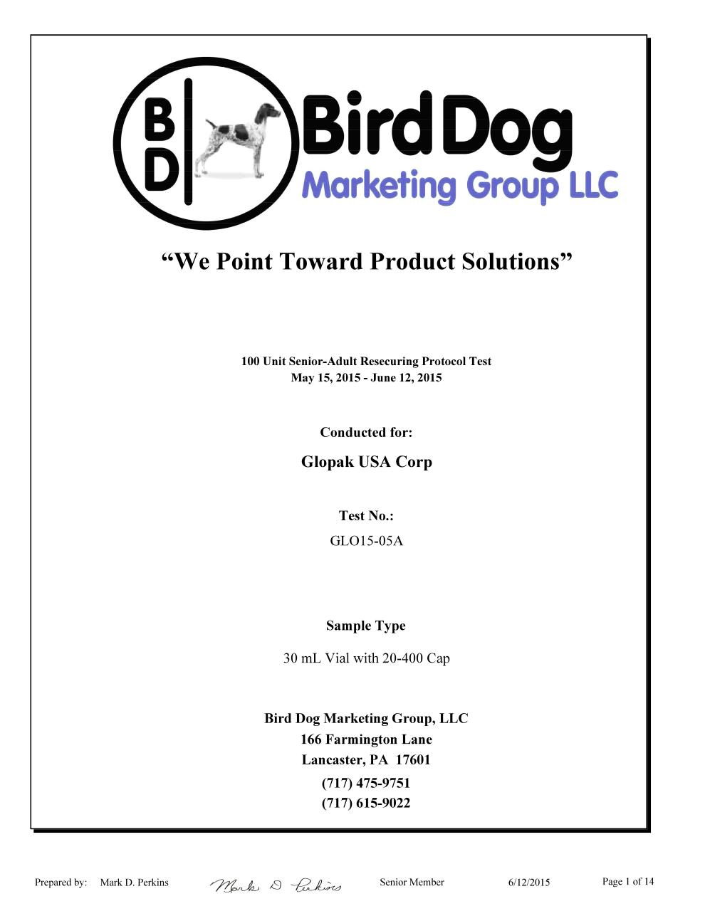 BAD DRIP CRC CERTIFICATION-UNI300-s.pdf - page 2/37