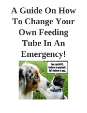 feeding tube emergency