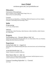 resume pre sg july 16 new