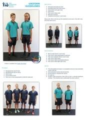 tawa intermediate uniform poster 2016