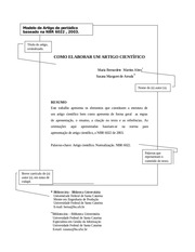 PDF Document artigocientifico