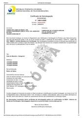 certificado de homologac o cpcssx2