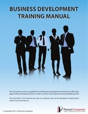 training manual final pdf