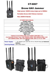 PDF Document ct 6067 6 bands 260w portable drone uav pelican jammer