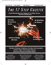 the 12 step gazette