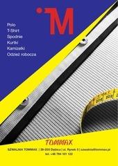 tommax katalog szwalni