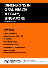 draft dimensions in oral health therapy singapore